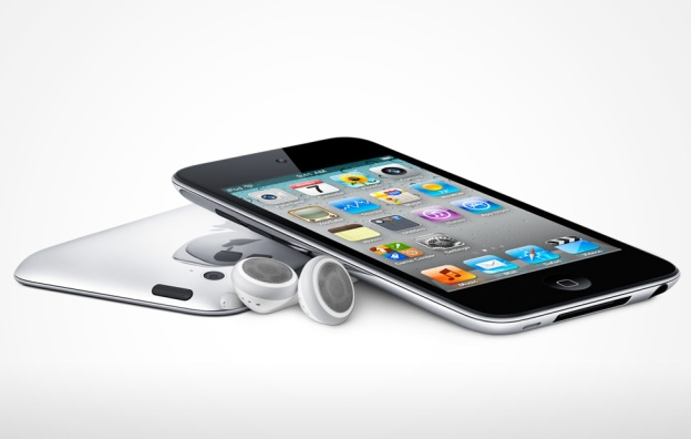 ipod touch remote control